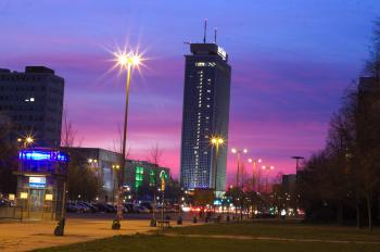 Park Inn Hotel at Sunset, Alexanderplatz