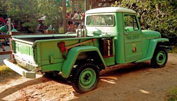 Park Service Truck