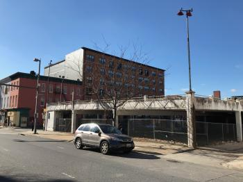 Parking structure, 400 Park Avenue, Baltimore, MD 21201