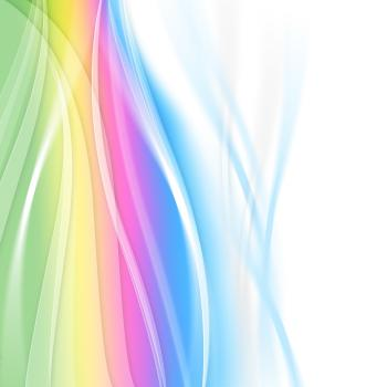 Pastel Color Indicates Text Space And Abstract