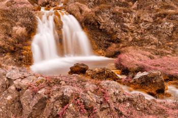 Pastel Lucifer Falls