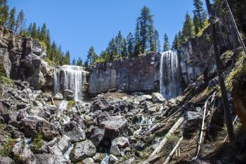 Paulina Falls, Oregon