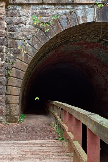 Paw Paw Tunnel - HDR