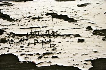 Pealing paint wood texture