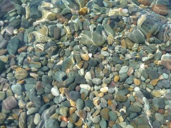 Pebbles in the Water
