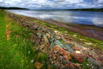 PEI Coastal Scenery - HDR
