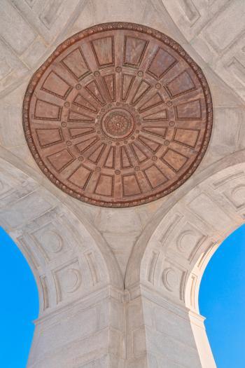Pennsylvania State Memorial Ceiling - HDR