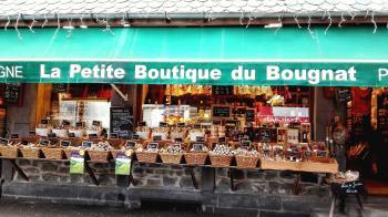 Petit tour en Auvergne : L' épicerie