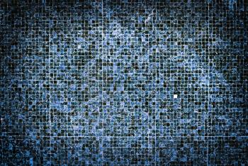 Photo Mosaic Wallpaper