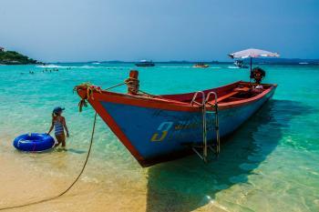 Photo of Boat on Seashore