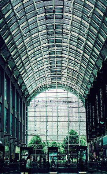 Photo of Building Interior