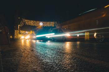 Photo of Cars during Night