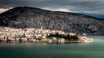 Photo of Concrete Houses Near the Sea