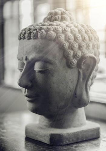 Photo of Sculpture of Buddha