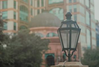 Photo of Turned Off Black Street Lantern