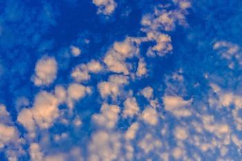 Photo of White Cloud Blue Skies