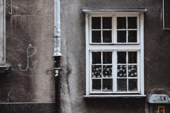 Photo of White Window