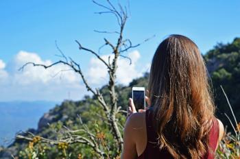 Photo of Woman Taking Photo