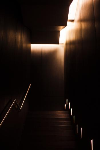 Photograph of Stairs