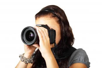Photographer Lady