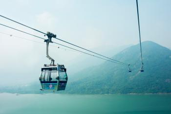 Photography of Cable Car