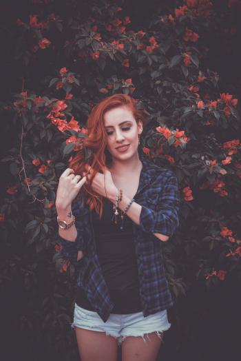 Photography of Red-haired Woman