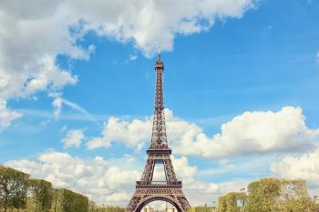 Photography of the Eiffel Tower