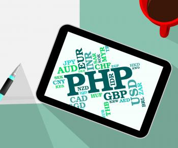 Php Currency Means Foreign Exchange And Currencies