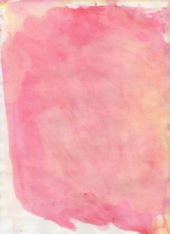 Pink Stained Paper Texture