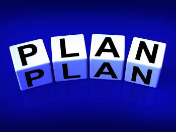 Plan Blocks Mean Targets Strategies and Plans