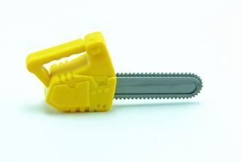 Plastic chainsaw