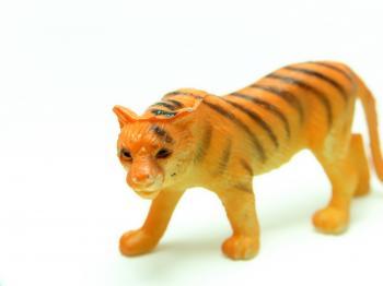 Plastic Tiger