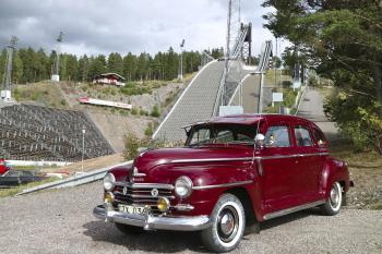 PLYMOUTH SPEC DE LUXE 1946 in Falun Sweden