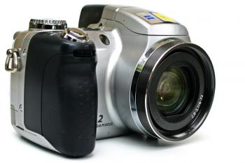 point and shoot camera
