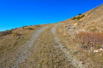 Point Reyes Winding Trail - HDR