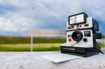 Polaroid Land Camera