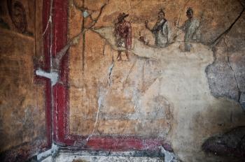 Pompei paintings
