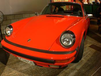 Porsche 911s 1974.