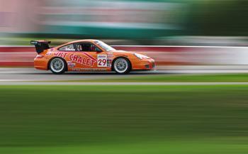 Porsche at Mosport