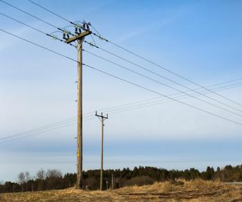 Powerlines at the crossroads