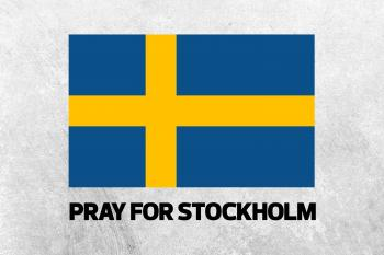 Pray for Stockholm