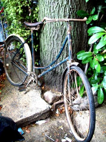 Pre war SOMME Bicyclette - Somme Cycle W