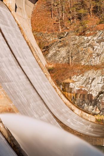 Prettyboy Reservoir Dam - HDR
