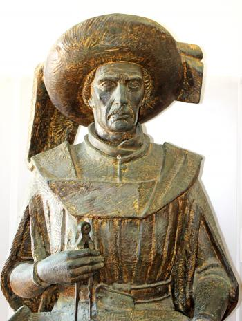 Prince Henry The Navigator Statue - Illustrious Portuguese - European