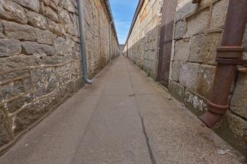 Prison Alley - HDR