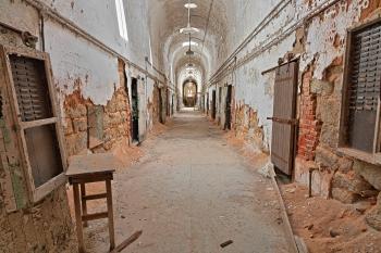 Prison Corridor - HDR