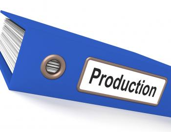 Production File Shows Industry And Supply Records