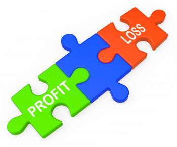 Profit Loss Shows Returns For Businesses