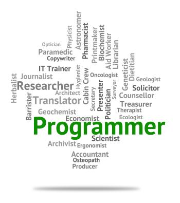 Programmer Job Shows Recruitment Jobs And Hiring