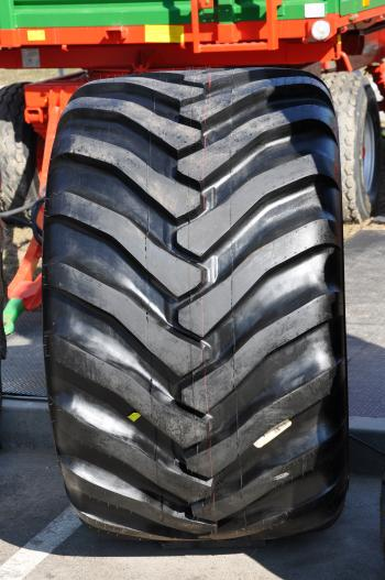 Protector of tractor tyre